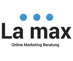 Logo La max Online Marketing Beratung
